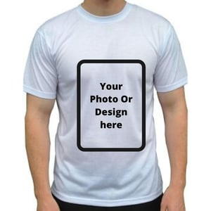 Sublimation Tshirts With Your Design Or Photo Printed