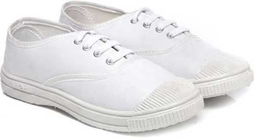 Rubber White Color Pt Shoes at Price