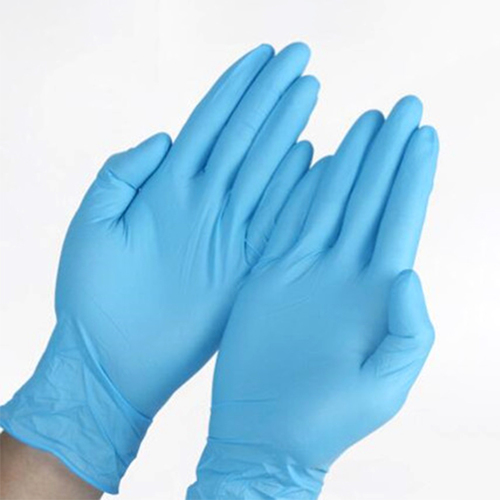 Safety Hands Medical Nitrile Disposable Gloves