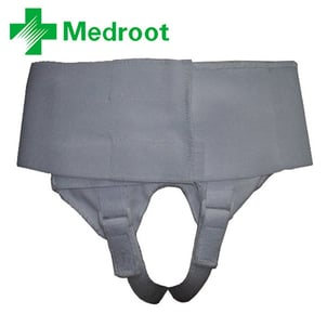 Therapeutic Medical Inguinal Hernia Truss Belt Bandage Support Band