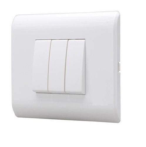 White Philips High Quality Electrical Switches