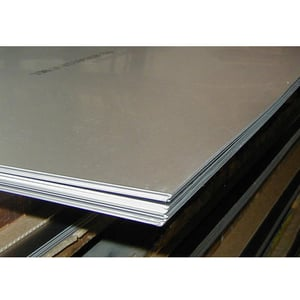 Rust Proof Alloy 20 Plate