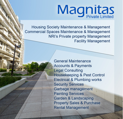 Housing Society Maintenance And Management Services