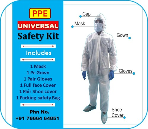 Premium Quality Ppe Safety Kit