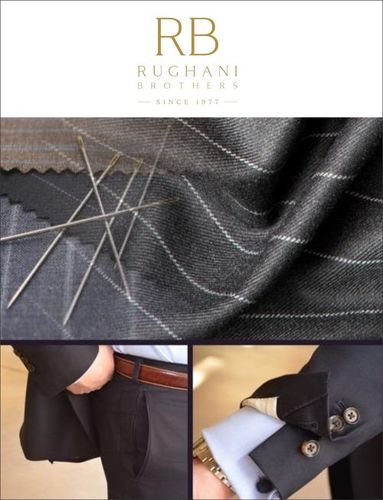 Serge Suiting Fabric
