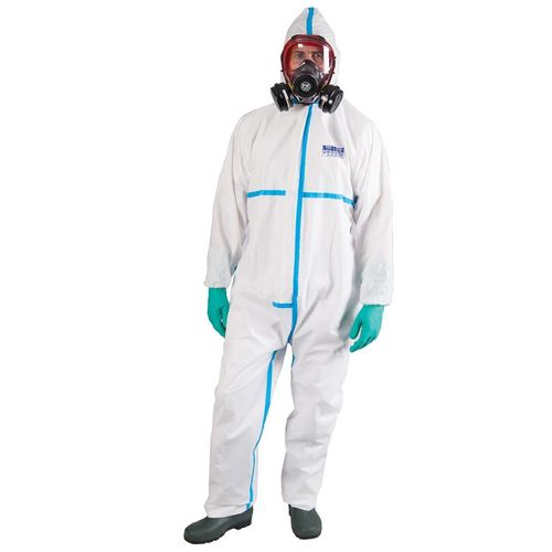 Dustproof Protective Disposable Coveralls