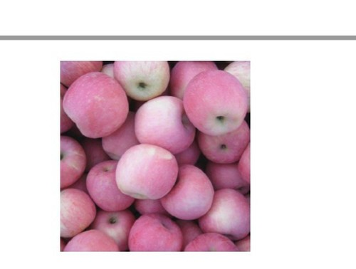 Fresh Apples With Delicious Taste