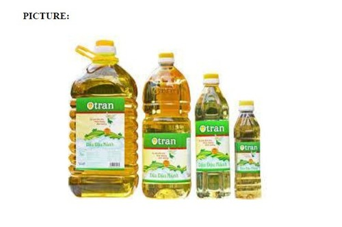 High Quality Refined Soybean Oil