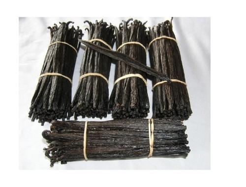 Premium Black Vanilla Beans