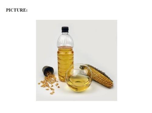 Refined Clear Corn Oil