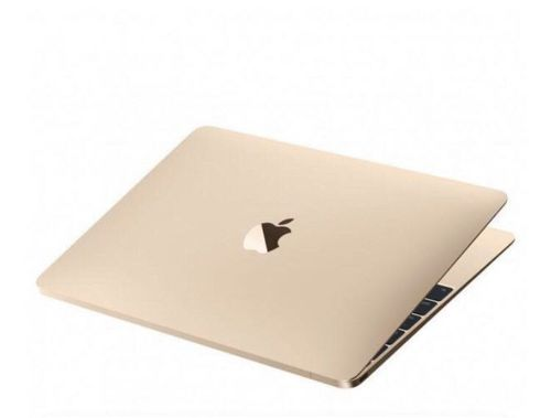 Apple Macbook 12 1.2 Ghz Available Color: Gold