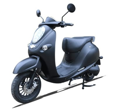 Dc Battery Operated Electric Scooters
