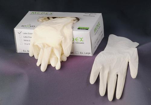 Disposal Latex Hand Gloves