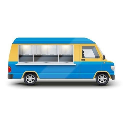 Electric Food Van for Food Business