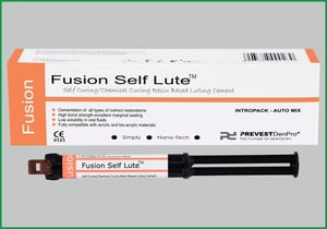 Fusion Self Luting Cement