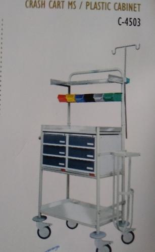 High Strength Hospital Crash Cart