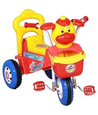 Kids Tricycle Parts In Multi Color Option