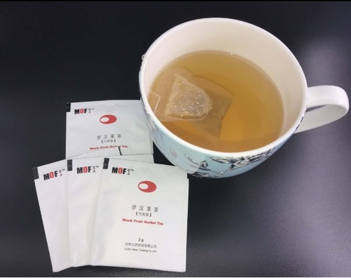 Throat Comfort Herbal Tea