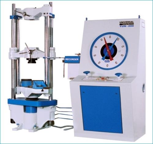 Analogue Universal Testing Machines (Tun)