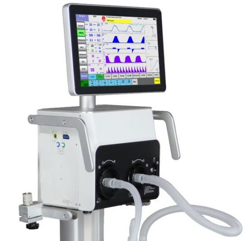 LED Display ICU Ventilator