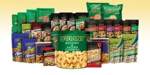 Urbans Roasted and Salted Cashew
