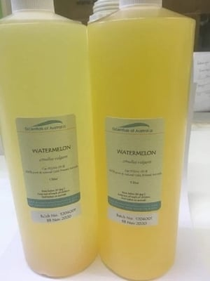 Natural Watermelon Seed Oil