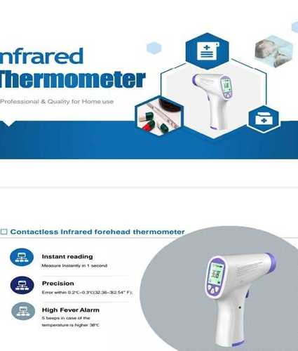 Non Contact Infrared Forehead Thermometer