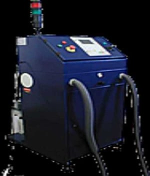 Refrigerant Pump And Charge Machine