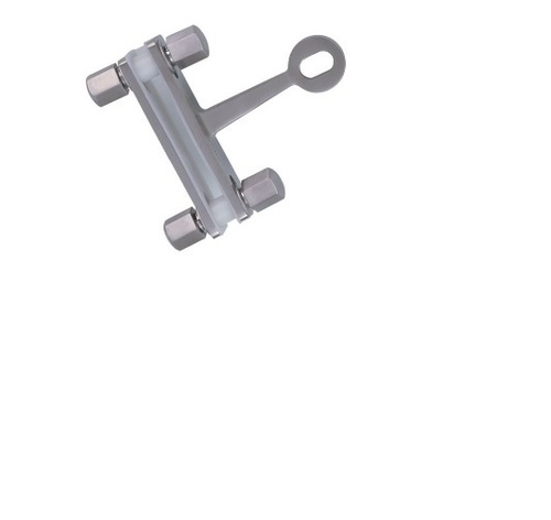 Stainless Steel Spider Fitting