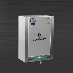 Stainless Steel Wall Mounted Uv Plus Ozone Water Purifier