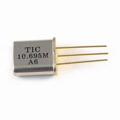 High Performance Monolithic Crystal Bandpass Filter