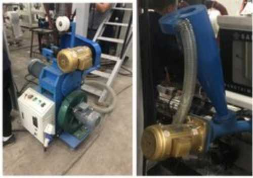 Eco Friendly Industrial Trim Recycling Machine