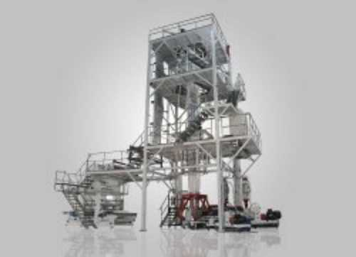 Automatic Layer Blown Film Plant
