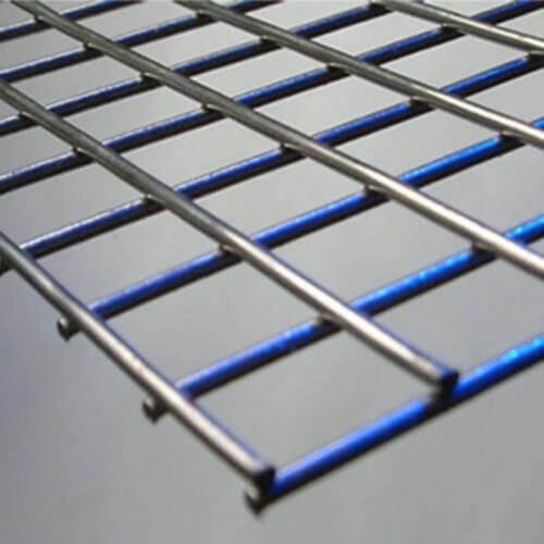 Grey Mild Steel Welded Wire Mesh