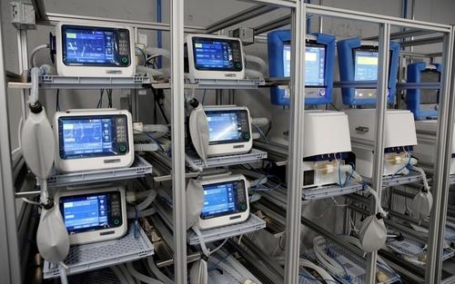 PB560 Ventilator System