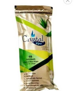 Personal Care Wet Wipes
