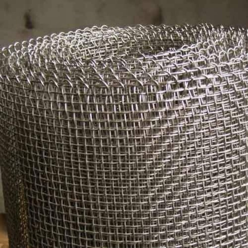 Stainless Steel Wire Mesh Hole Shape: Square Hole