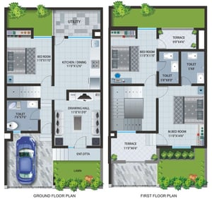 House Map Drawing Services