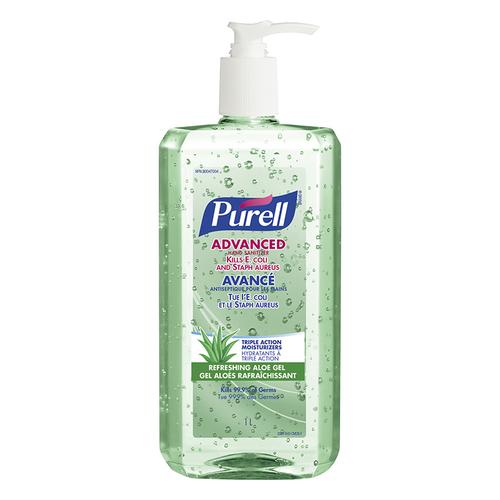 Purell Hand Sanitizer Disinfectant