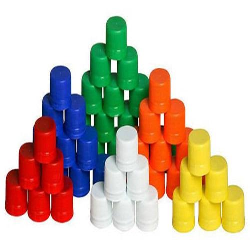 Light Weight Plastic Caps