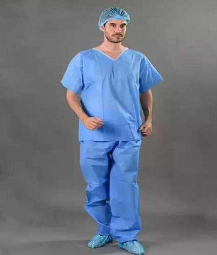 Blue Scrub Suits