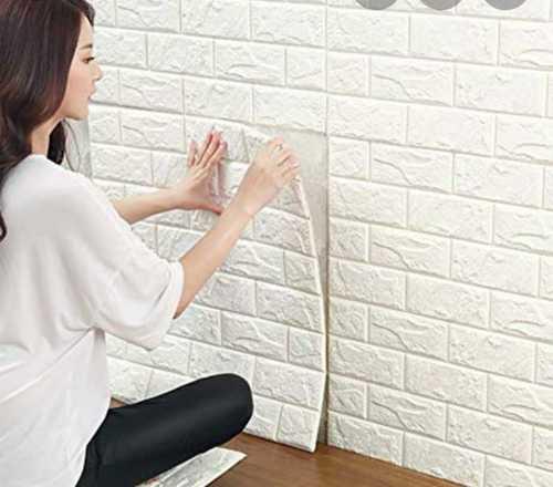 Self Adhesive 3d Pvc Wall Panel