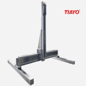 100 to 800mm Stroke TMH6S Ball Screw Linear Actuator for Welding Equipment