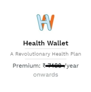 Health Wallet Insurance Services For Individual And Family