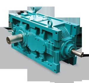 High Strength Helical Gearbox