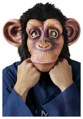 Monkey Mask For Parties