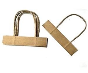 Paper Bag Twisted Rope Handle