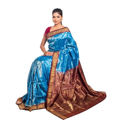 Sambalpuri Cotton Silk Saree