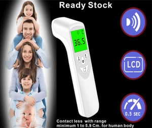 Contact Less Digital Thermometer