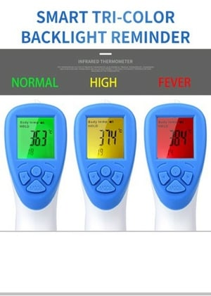 Infrared Forehead Fever Thermometer
